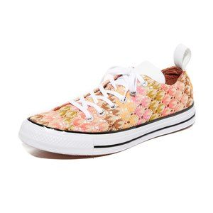 Converse Chuck Taylor × Missoni Crochet Low Tops